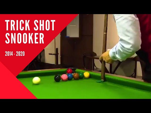 Snooker Trick Shot com Noel | 2014 - 2020