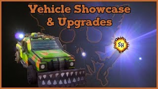 Vehicle Showcase & Upgrades ► Big Boss & More ► State of Decay 2 ► Best Vehicle