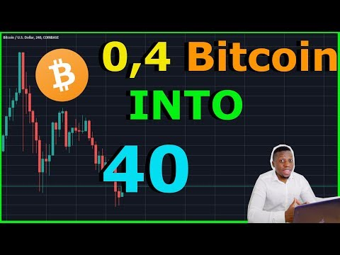 Turning 0,4 Bitcoin Into 40 Bitcoin In 5 Months | Proof Of Trade Challenge Part 1