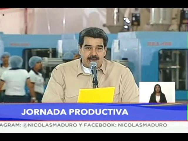 Maduro aprobó
