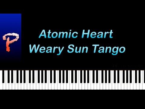ATOMIC HEART - Piano Tutorial
