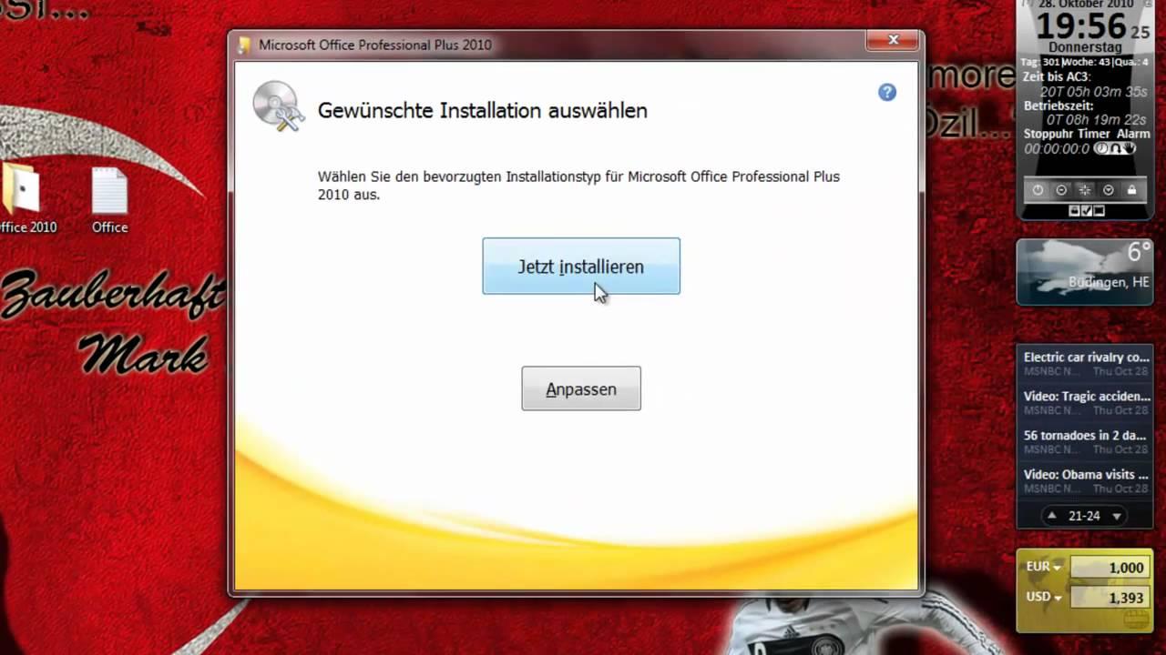Office Deutsch
