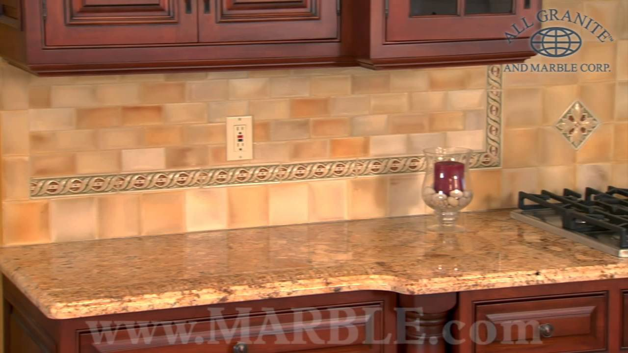 Solarius Granite Kitchen Countertops By Marble Com Youtube