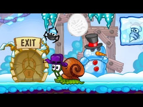 Snail Bob 6: Winter Story Walkthrough - A10 Games