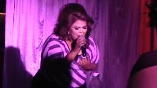 "Brenda Mariñez en red pub bar "" amor eterno"""