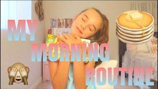 My weekend morning routine| Jenna Davis