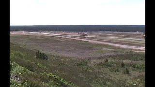 Jämijärvi Airport, Teil 2