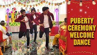Mass Welcome Dance | Ambur | Sadangu | Puberty | Nonstop Dance Crew | Jagadeep | Kannan |