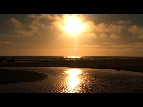 Zen Ocean of Bliss- Golden California Coast- Relaxation, Meditation, & Mindfulness