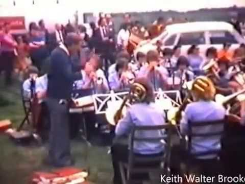 Rochdale History   Bowlee, Middleton Steam Surprise Fair May 1976