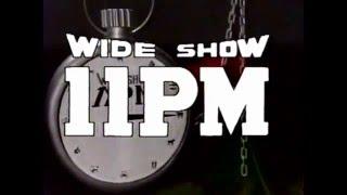 8ミリビデオテープに残っていた1990年3月30日(金)放送の11PM(東京イ...