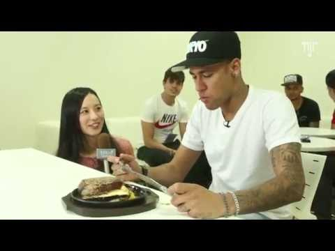 Neymar Jr - Japão 2015 - Making Of Fuji TV II