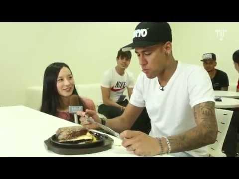 Neymar Jr - Japão 2015 - Making Of Fuji TV II