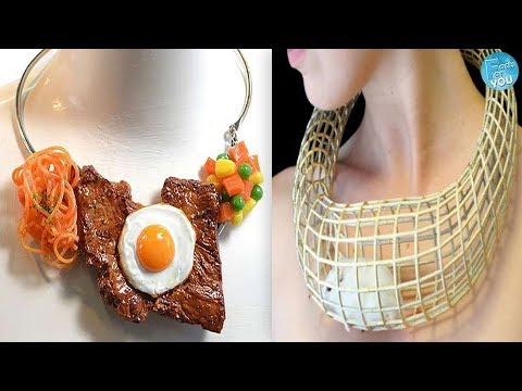 Most Unusual & Weirdest Necklaces Ever Made