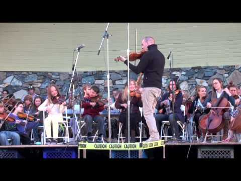 Alasdair Fraser's Sierra Fiddle Camp 2012
