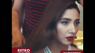 Hair Hunting #2 - Retro Waves ft. Mahira Khan