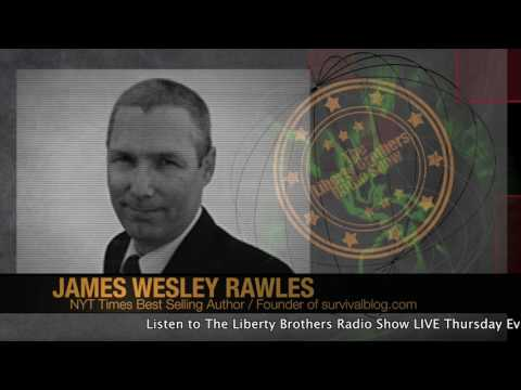 James Wesley Rawles on the possibilities of WW3 and a civil war fermenting on our own streets