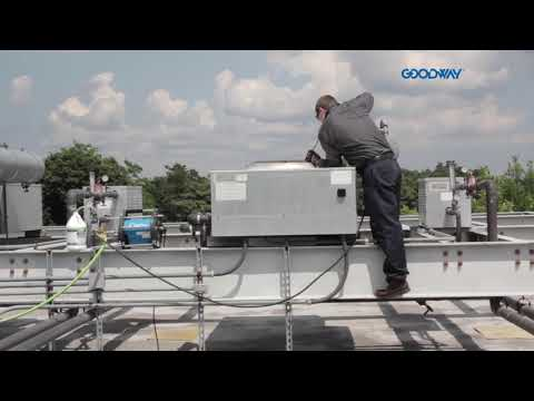 Goodway CC-400 HVAC Coil Cleaner For Thick Coils