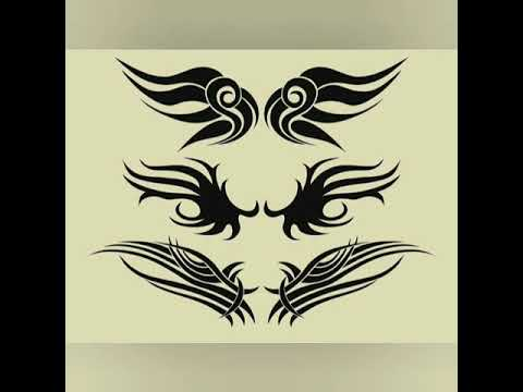 Tatto Art Design From Old Until New 2020 Gambar Seni Tato Asli Keren 100 Youtube