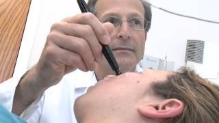 ronald shelton md explains treatment for face and neck with thermi