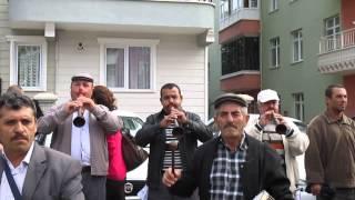 TOKAT'TA GELİN ALMA BÖYLE OLUR, DAVUL,ZURNA İLE MEHTERAN...