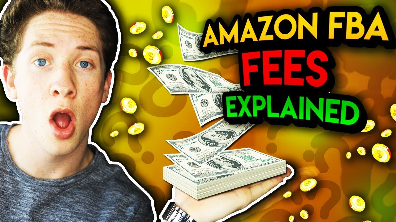 amazon fba fees 2018