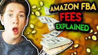 Amazon FBA Fees Explained For Beginners - How To Calculate FBA Fees In 2018