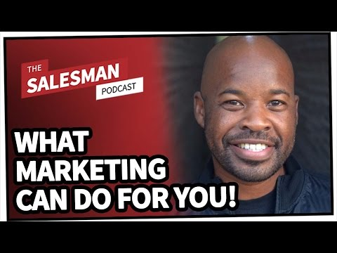 Turns Out Marketing Can Help Smash YOUR Sales Targets, This Is How... With Jeff Davis