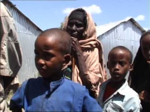Somalia conflict has a devastating affect on the civilian population