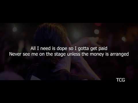 Bones - HDMI Lyrics! (Lyric Video)