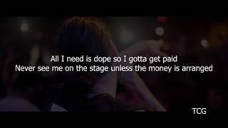 Скачать Bones HDMI Lyrics Lyric Video