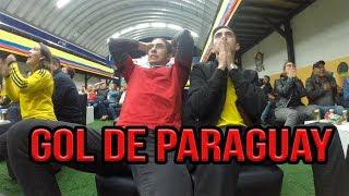 Reacción Colombia 1 Paraguay 2. Eliminatorias Rusia 2018