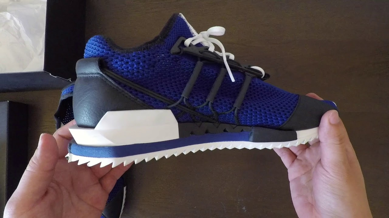 2b977db301405 Adidas Y3 Harigane unboxing and review - YouTube