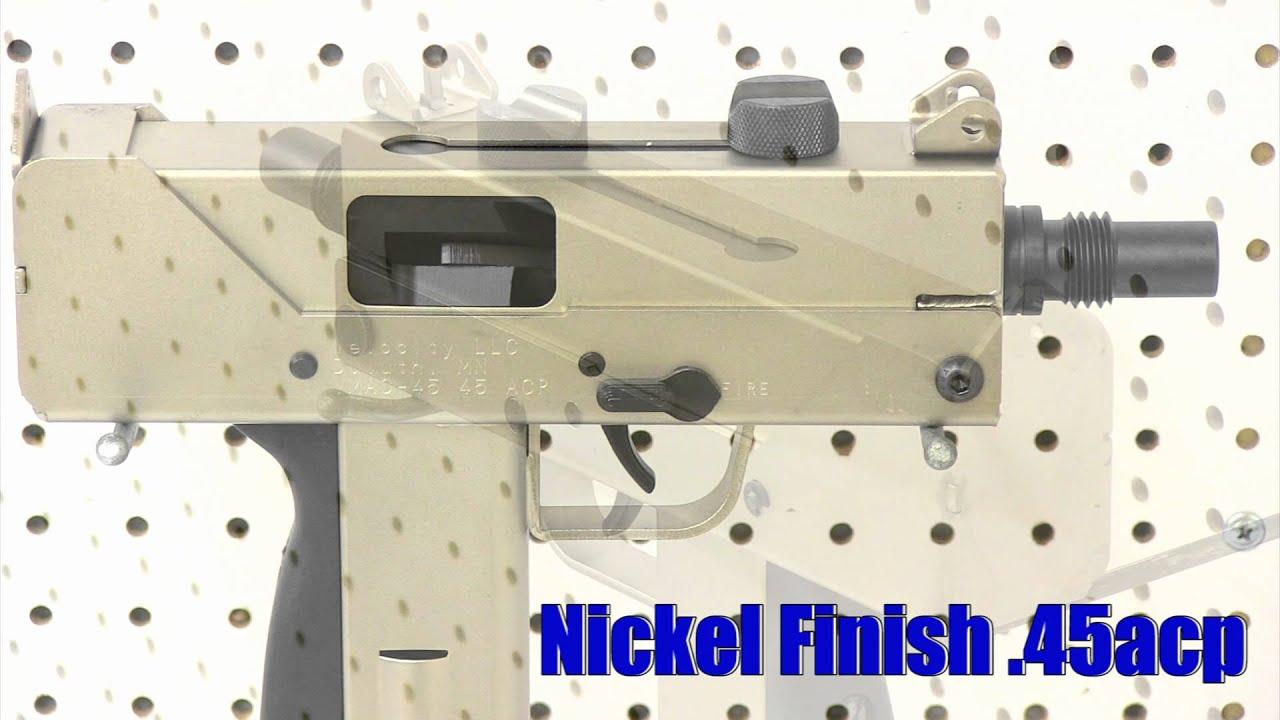 MAC  45 Pistol For Sale - AtlanticFirearms com