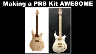 Making a PRS Kit AWESOME - Full Timelapse Conversion