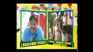 'Jose Manalo as Kuya Kim, Tindero sa Ukay-ukay' Eat Bulaga - July 6, 2013