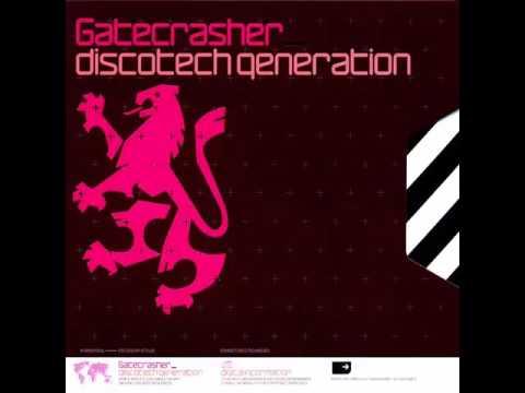 Gatecrasher: Discotech Generation CD2