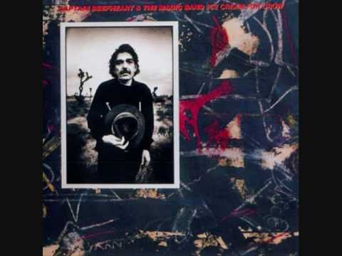 CAPTAIN BEEFHEART - Light Reflected off the Oceands of the Moon (1982)