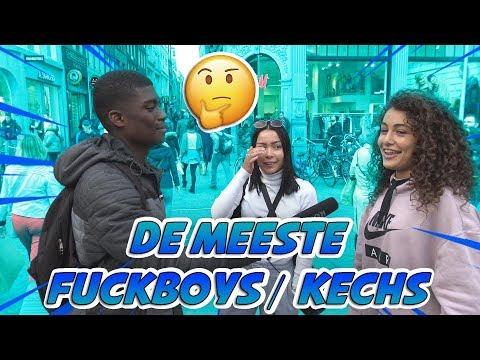 UIT WELKE STAD KOMEN DE MEESTE KECHS/FUCKBOYS VANDAAN? - AMSTERDAM