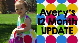 BABY UPDATE | 12 MONTHS | Walking + SO MUCH MORE