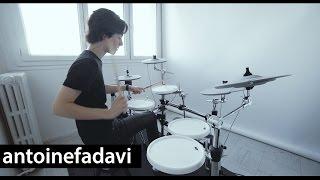 "Antoine Fadavi performing ""Do It Now"" by Jasmine Thompson"