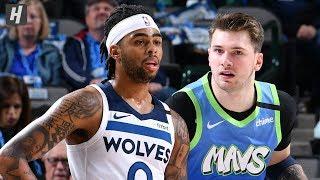 Minnesota Timberwolves vs Dallas Mavericks - Full Highlights   February 24   2019-20 NBA Season