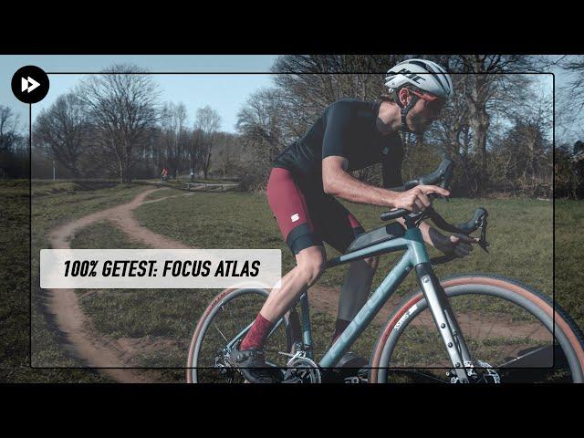 100% Getest: Focus Atlas 6.8