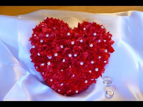 Herz / heart basteln, Muttertag, Valentinstag, Geburtstag, Hochzeit