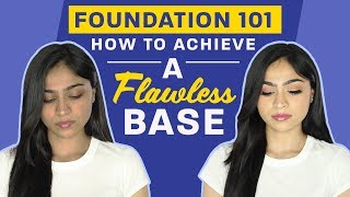 Foundation 101: How To Achieve A Flawless Base For Indian Skin | Pinkvilla | Beauty
