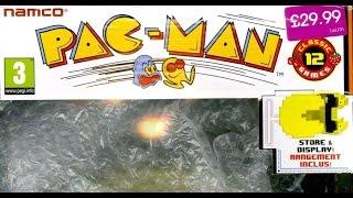 Classic Game Room - PAC-MAN PLUG N PLAY review