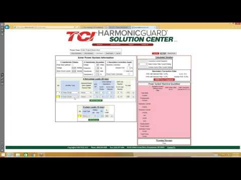 HarmonicGuard Solution Center (HGSC) Demo