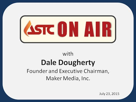 ASTC On Air with... Dale Dougherty
