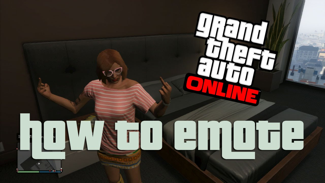 GTA Online: how to emote like a champ - VG247