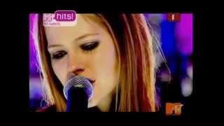 Video Avril lavigne - Don't Tell Me @ MTV TRL UK 28/04/2004 download MP3, 3GP, MP4, WEBM, AVI, FLV Juni 2018